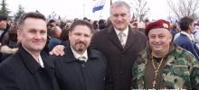 """Prosvjed """"Ne ćirilici u Vukovaru"""" - Vukovar"""