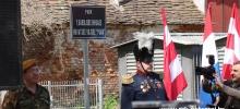 "Svečano otvaranje parka 7. gbr ""Pume"" `13"