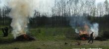 Izgradnja moto kampa MK Veterani - Posavina `13