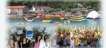 Preporuka za ljetovanje u ljetnom kampu EUROCLUB na otoku Šolti `13