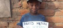 MKVC školuje dječaka iz Tanzanije - Devid Metodi `13