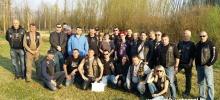 Obljetnica ustrojavanja MK veterani Posavina `14