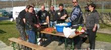 Darivanje beskućnika hranom i ljubavlju `14