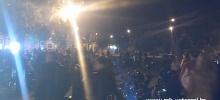 Prvosvibanjska moto-budnica ulicama Bjelovara `14