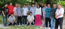 Sastanak braniteljskih udruga u Kninu `14